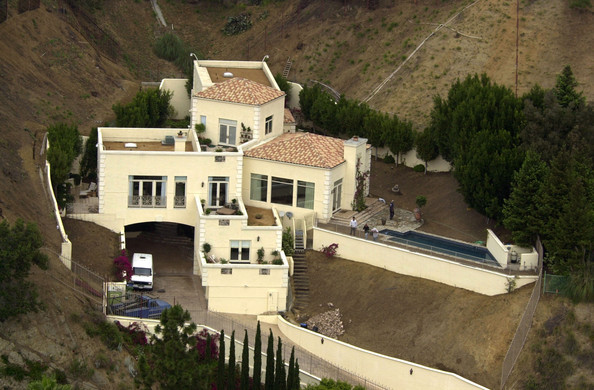 britney spears hollywood hills celebrity homes lonny