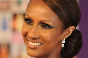 Model Iman attends the 2010 CFDA Fashion Awards at Alice Tully Hall at Lincoln Center on June 7, 2010 in New York City.