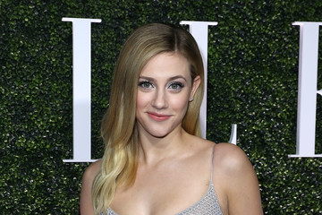 Lili Reinhart ELLE's Annual Women in Television Celebration 2017 - Red Carpet