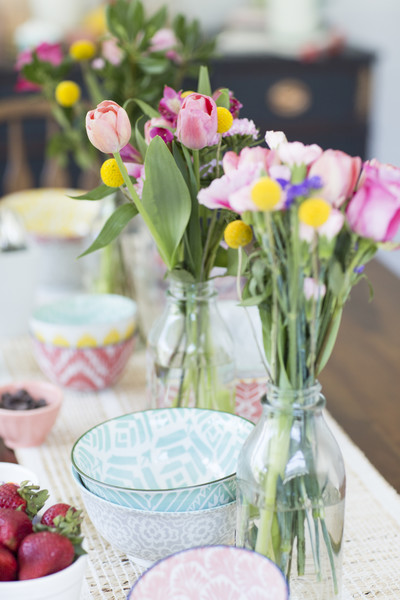 Pink Tablescape Photos (8 of 56) []