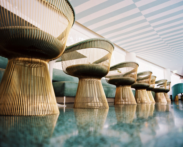 The Warren Platner Chair