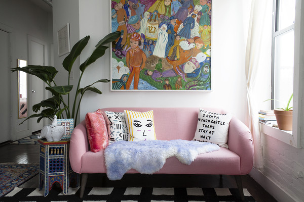 Graphic Throw Pillows Pinterest Predicts the Top 10 Home Trends