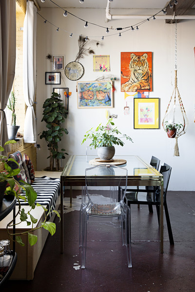 Eclectic Dining Room Photos (11 of 184)