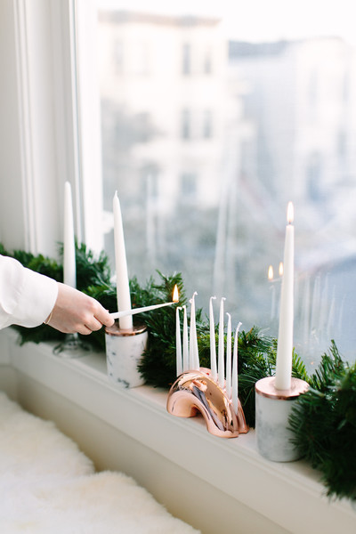 Lonny Editors' Holiday Decor Photos (1 of 15)