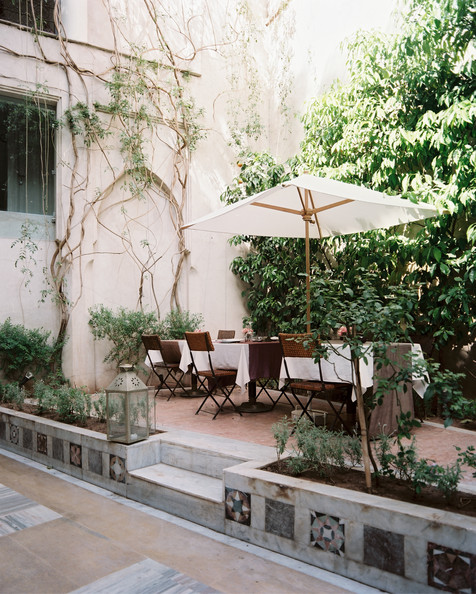 Moroccan Patio Photos (8 of 32)