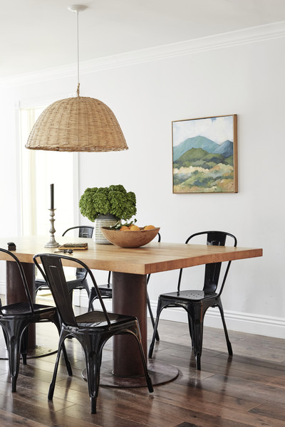 Black Dining Chairs Photos (1 of 5)