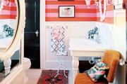Eclectic Bathroom