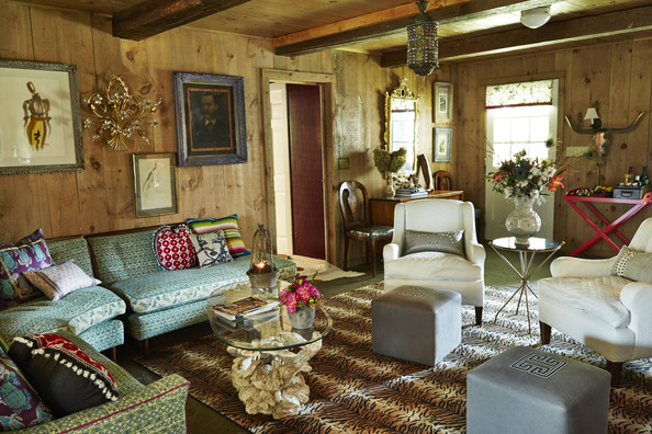 Eclectic living room photos 177 of 514 lonny for Eclectic bohemian living room