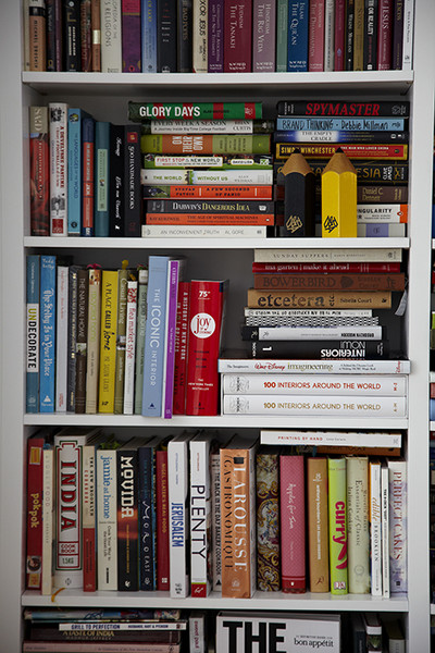 Modern Bookshelf Photos (1 of 44) - Lonny