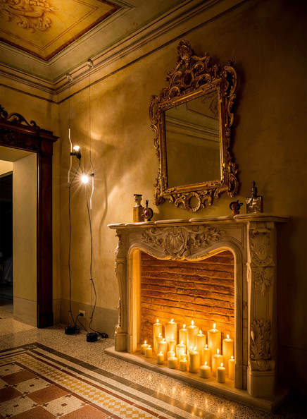 Five Things to Do With Your Non-Working Fireplace - Decorating - Lonny