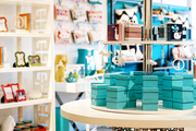 An array of Jonathan Adler merchandise in his Manhattan showroom