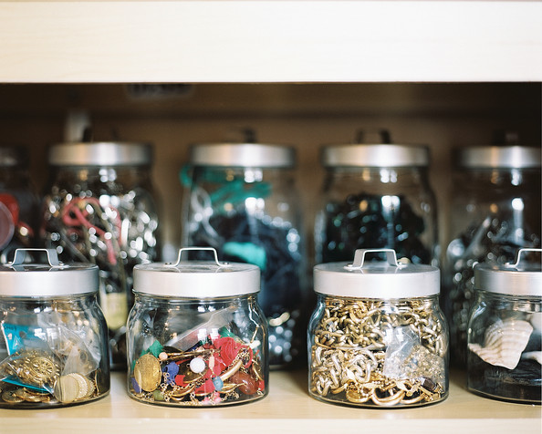 Glass Storage Jar Photos Design Ideas Remodel And
