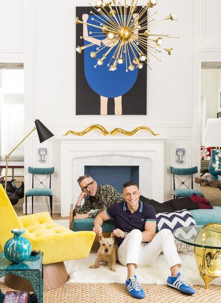 Jonathan Adler And Simon Doonan Photos (19 of 20)