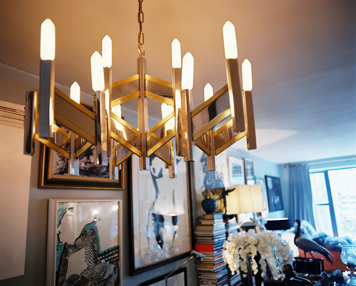 Hollywood Regency Lighting Photos 22