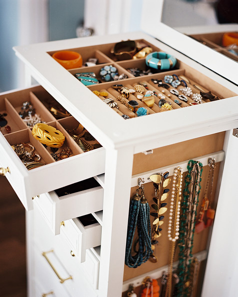 Jewelry Organizer Photos, Design, Ideas, Remodel, and Decor - Lonny