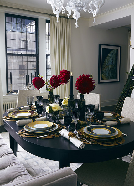 Red Tablescape Photos (65 of 94) []