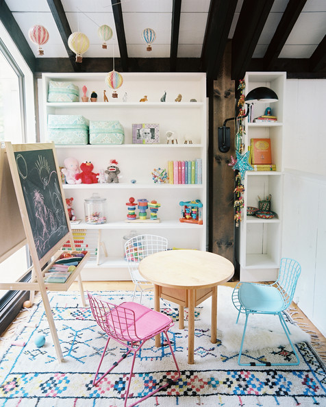 Kids' Room - A children's art space and play area
