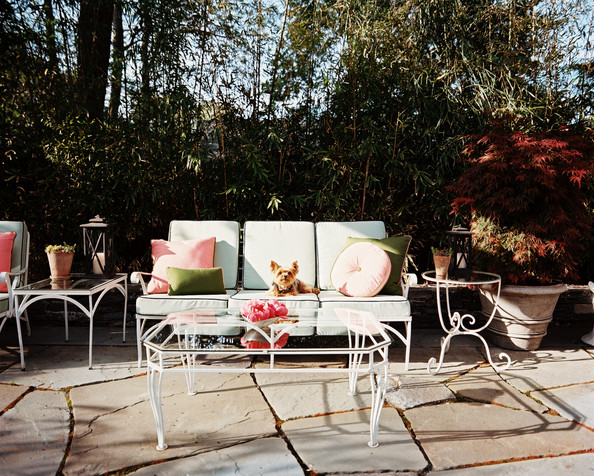 Patio - A collection of vintage patio furniture