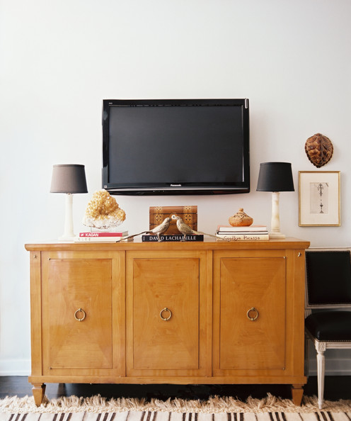 Wood Console Photos (3 of 3) []