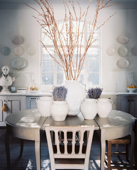 Rustic dining room photos 54 of 72 lonny for Country living modern rustic issue 4