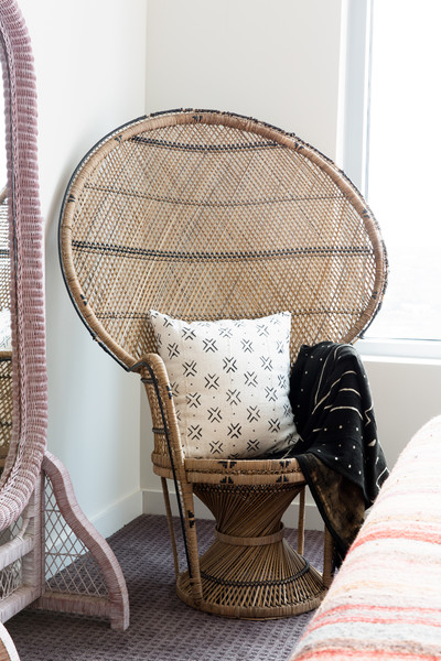 Wicker Peacock Chair Photos (1 of 1) []