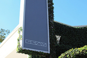 The exterior of Gray Gallery in West Hollywood