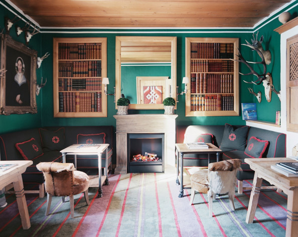 30 Easy Color Ideas For Every Room Of Your House Woodsy Cabin