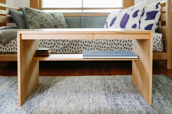 Wooden Coffee Table Photos (4 of 25)