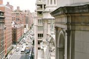 Views of the streets of Manhattan