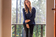 Designer Tamara Kaye-Honey at her Los Angelese Home
