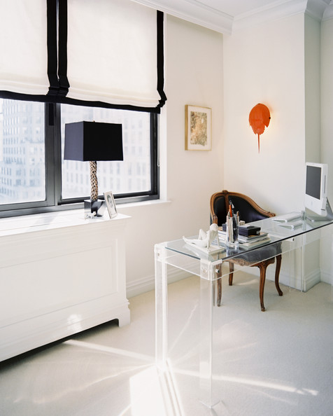 Eclectic Work Space