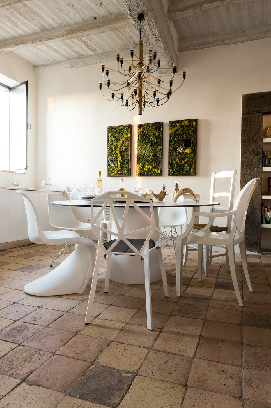 Rustic Dining Room Photos 68 Of 92