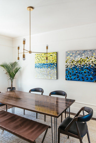 Contemporary Dining Room Photos (25 of 397)