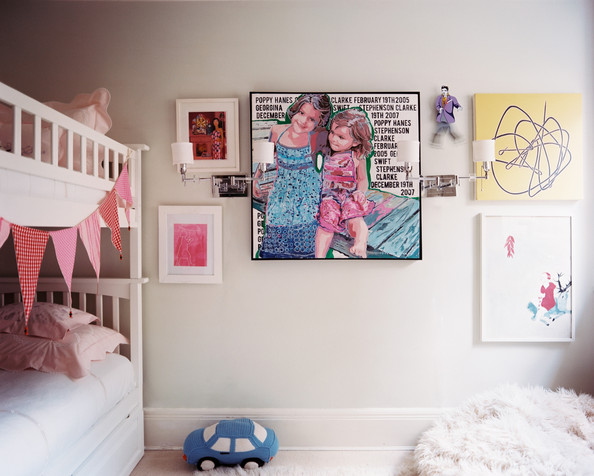 Eclectic Kids' Room Photos (40 of 49) - Lonny