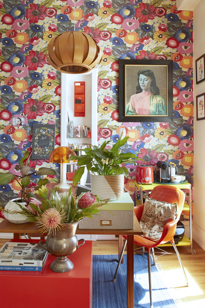 Bohemian Work Space Photos, Design, Ideas, Remodel, and ...