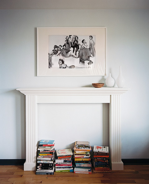 In Wall Fireplace Photos (4 of 8) []