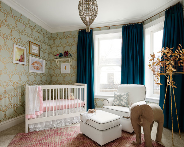 Patterned Wallpaper Photos (5 of 27)