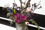 Bouquet shot in the studio