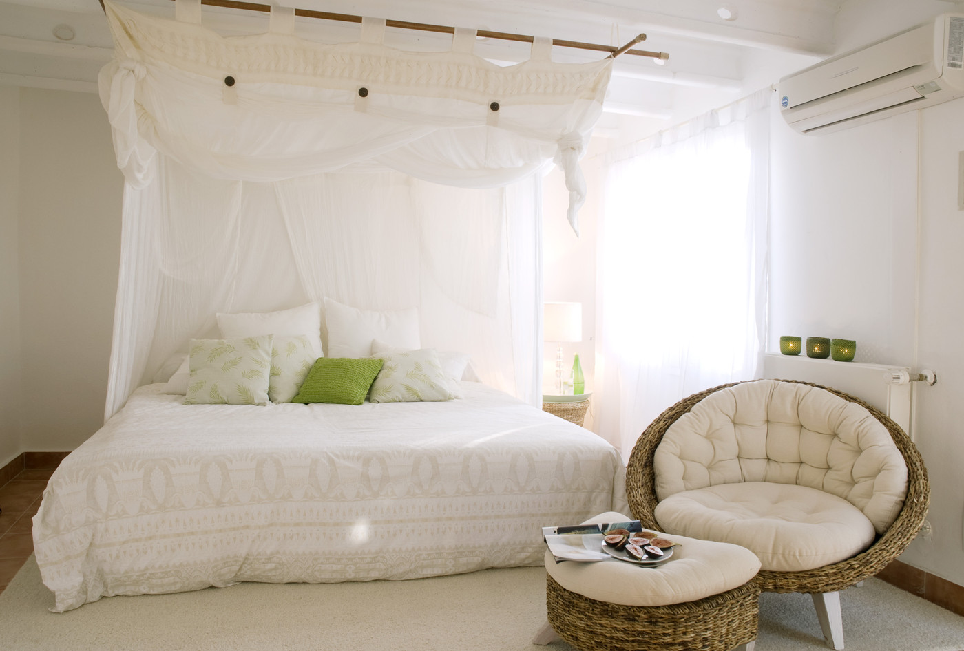 Bedroom photos 1509 of 2007 - Deco chambre adulte nature ...