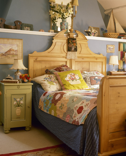 Patchwork Quilt Cover Photos (1 of 1)