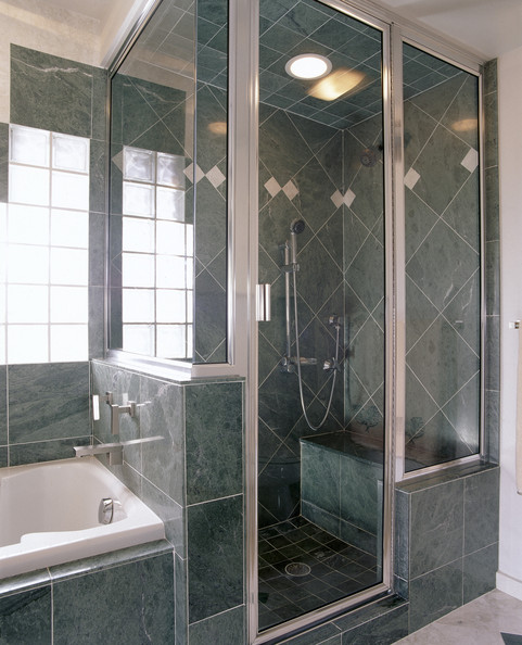 Tile Shower Wall Photos (4 of 73) []