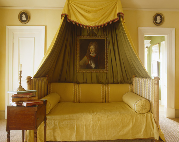 Fabric Bed Canopy Photos (5 of 41) []