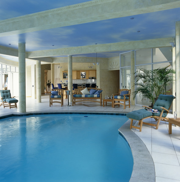 Indoor Pool Photos (1 of 2)