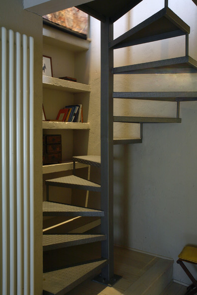 Small Space Stairs Photos (9 of 37) []