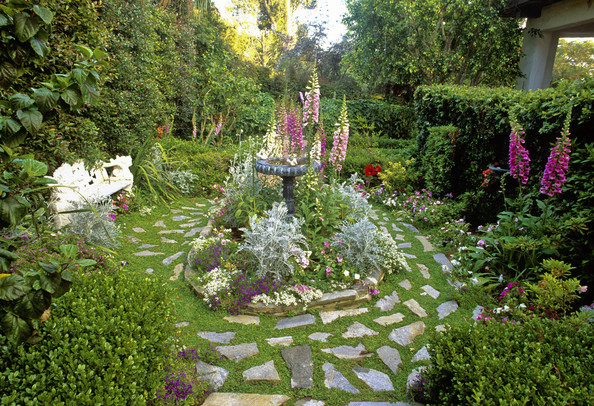 Island Flowerbed Photos Design Ideas Remodel And Decor - designing flower gardens a long island