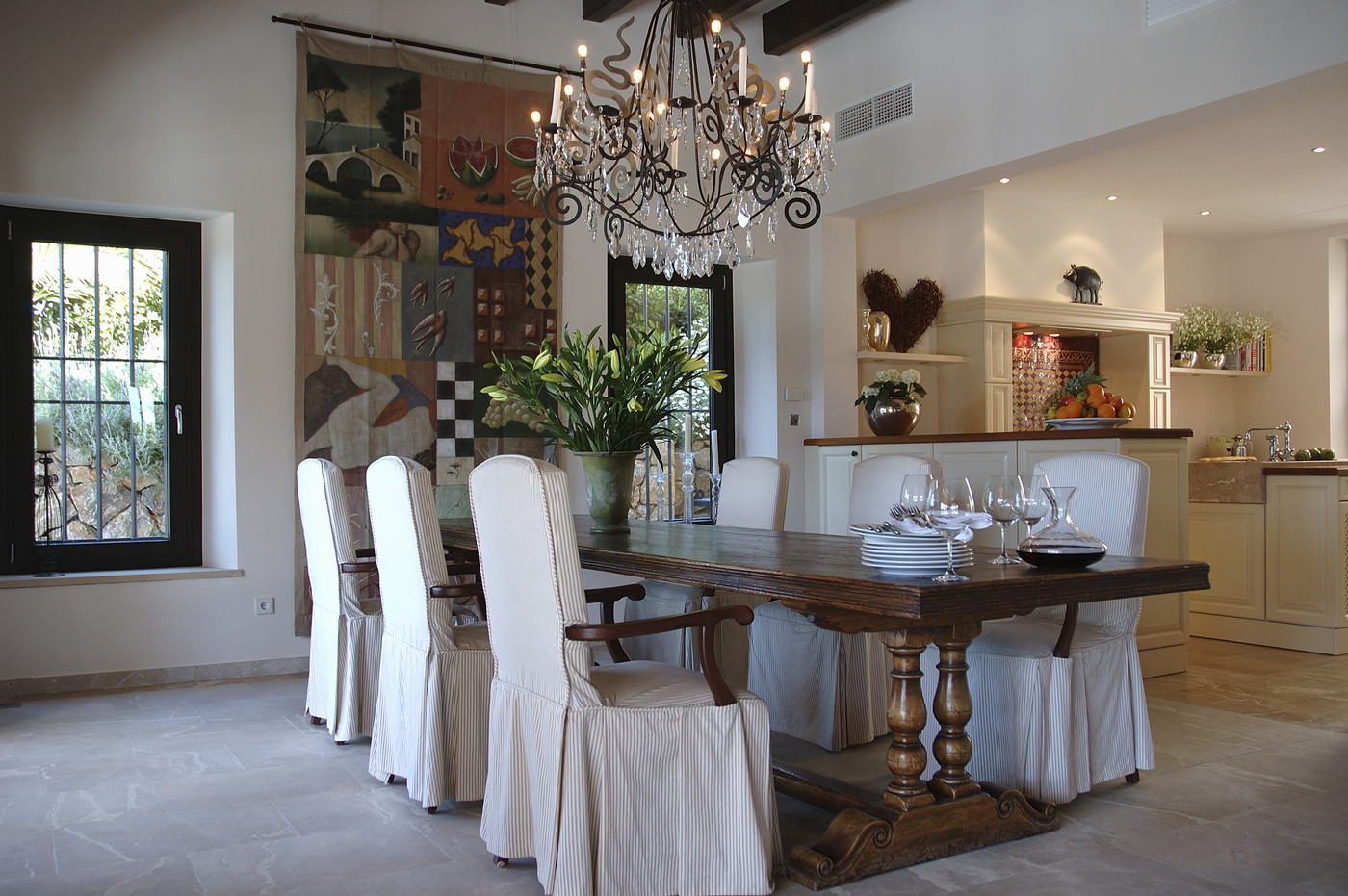 country dining room ideas white country dining room dining room decorating ideas lonny 3114