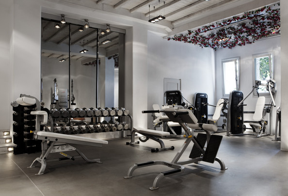 Weight room photos design ideas remodel and decor lonny