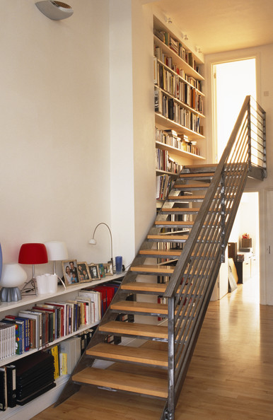 Small Space Stairs Photos (1 of 37)