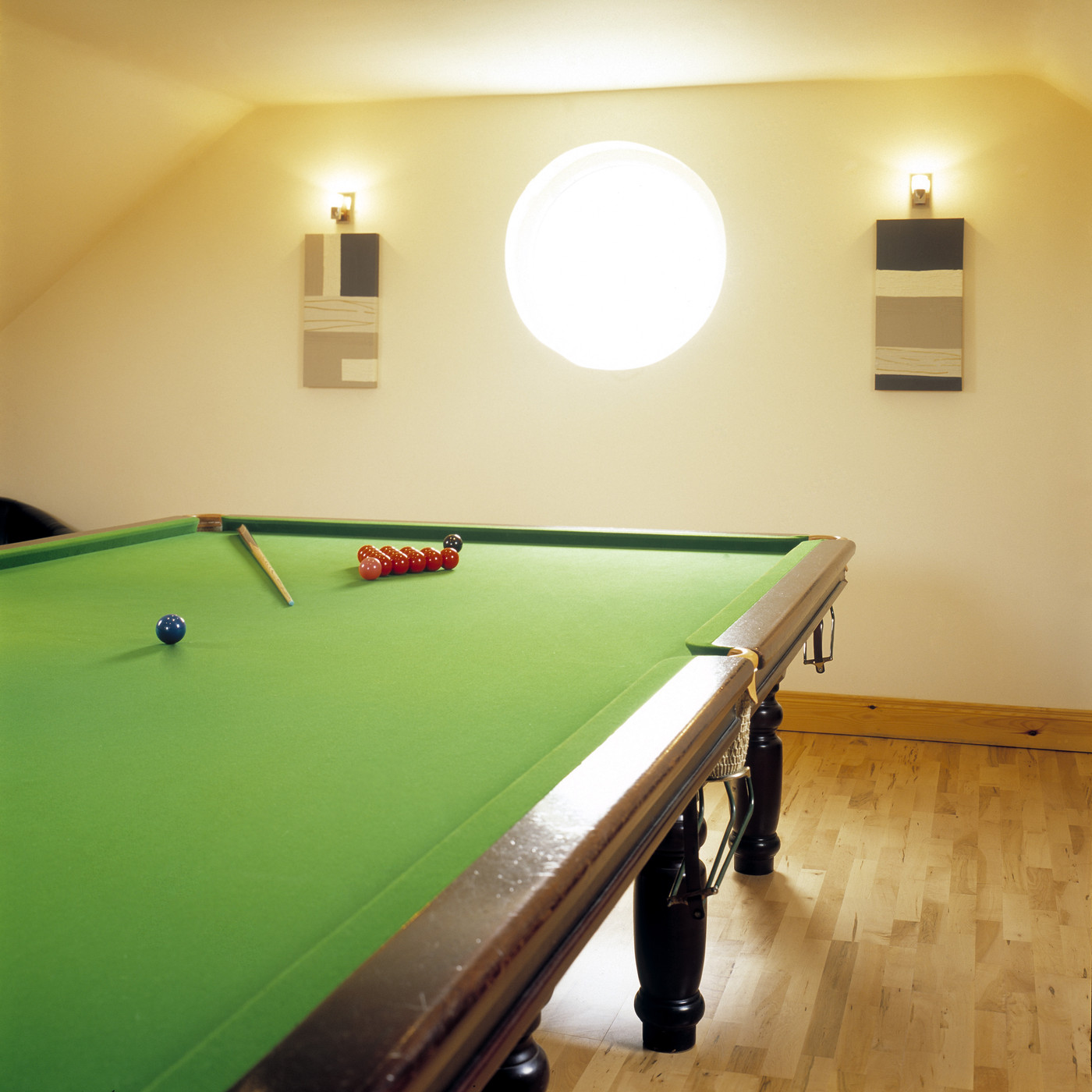 Snooker Table Photos, Design, Ideas, Remodel, and Decor - Lonny