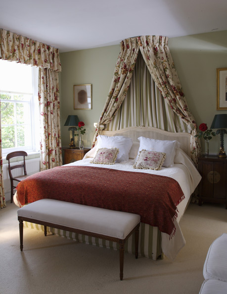 Fabric Bed Canopy Photos (3 of 41) []